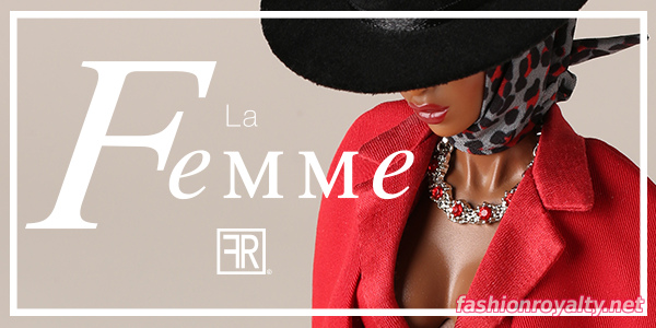 The 2017 Fashion Royalty Collection «La Femme» - жизнь на Ривьере!