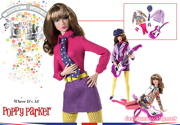 POPPY PARKER THE SWINGING LONDON COLLECTION - ПРОЩАЙ, ВЕСЁЛАЯ АНГЛИЯ!