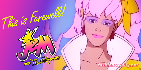 The JEM AND THE HOLOGRAMS – финальное трио кукол!